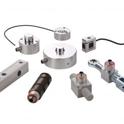 Force transducers and load cells