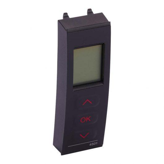 DGS4501 LCD-Display als aufsteckbare Bedien- und Anzeigeeinheit für DGS4116